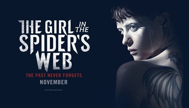 Dívka v pavoučí síti / The Girl in the Spider's Web (2018)