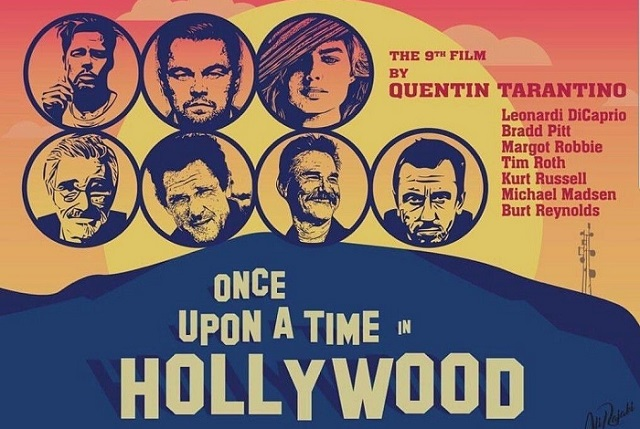 Tenkrát v Hollywoodu / Once Upon a Time in Hollywood (2019)
