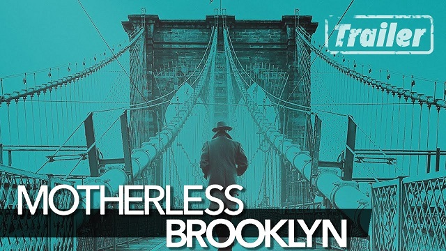 Temná tvář Brooklynu / Motherless Brooklyn (2019)